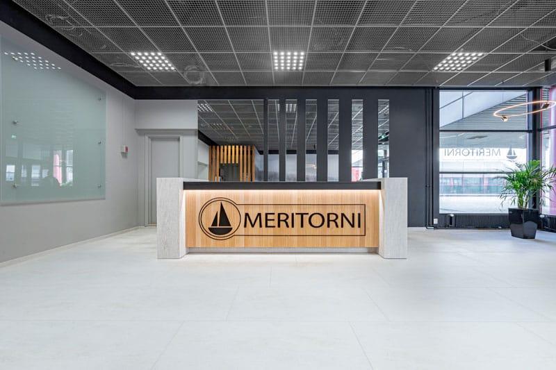 Helsingin Meritorni, aula, kuva 3
