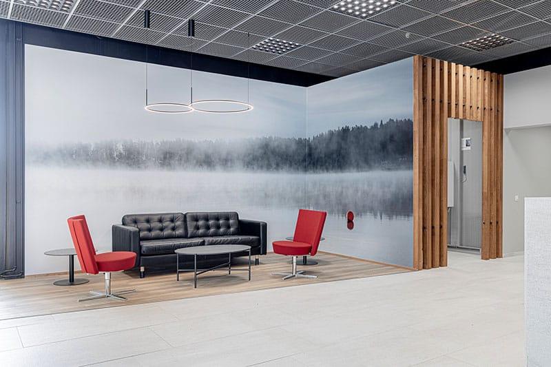 Helsingin Meritorni, aula